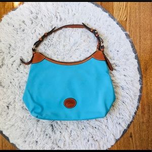 Dooney & Bourke Bright Blue bucket bag